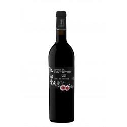 Vin Rouge - Côtes de Provence - Domaine de la Rose Trémière - Lili - Rouge 2020