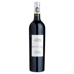 Vin Rouge - Côtes de Provence - Domaine du Clos Gautier - Clos du Château - Rouge 2015