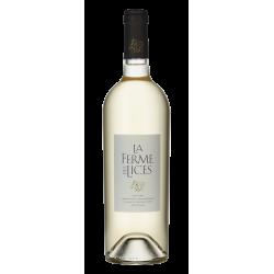 Vin Blanc - Côtes de Provence - Ferme des Lices - Blanc 2020