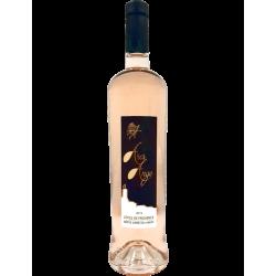 Vin Rosé - Côtes de Provence - Cellier des Archers - Arc'Ange - Rosé 2020