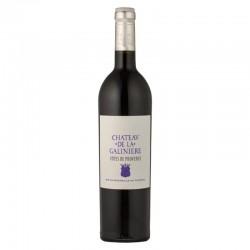 Vin Rouge - Côtes de Provence - Château de la Galinière - Château - Rouge 2017