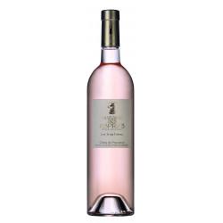 Vin Rosé - Côtes de Provence - Domaine des Aspras - Trois Frères - Rosé 2020