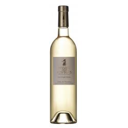Vin Blanc - Côtes de Provence - DOMAINE DES ASPRAS - TROIS FRERES - BLANC 2019