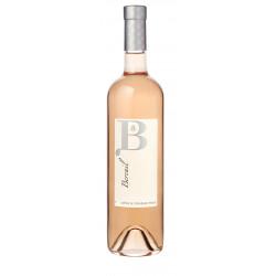 Vin Rosé - Côtes de Provence - Domaine Le Bercail - Fréjus - Rosé 2020
