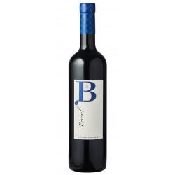 Vin Rouge - Côtes de Provence - Domaine le Bercail - Confidence - Rouge 2019