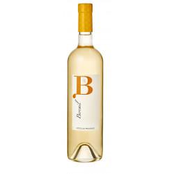 Vin Blanc - Côtes de Provence - Domaine le Bercail - Amandiers - Blanc 2019