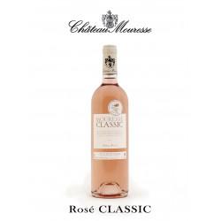 Vin Rosé - Côtes de Provence - Château Mouresse - Classic - Rosé 2020