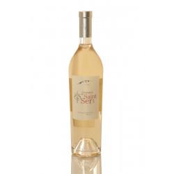 Vin Blanc - Côtes de Provence - Domaine de Saint Ser - Prestige - Blanc 2019