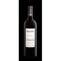 Vin Rouge - Côtes de Provence - Château Thuerry - Le Château - Rouge 2016