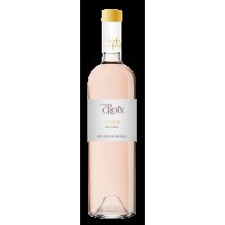 Vin Rosé - Côtes de Provence - Domaine de la Croix - Eloge - Rosé 2020