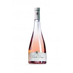 Vin Rosé - Côtes de Provence - Domaine du Dragon - Le Trésor du Dragon - Rosé 2020