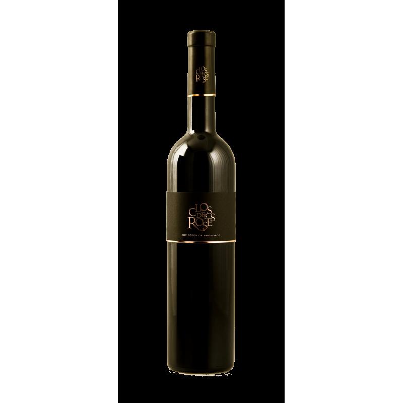 Vin Rouge - Côtes de Provence - Domaine du Clos des Roses - Rouge 2019