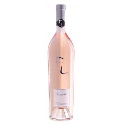 Vin Rosé - Côtes de Provence - Château Ferry Lacombe - Cascai - Rosé 2020
