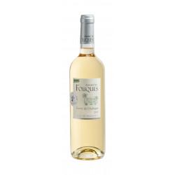 Vin Blanc - Côtes de Provence - Domaine les Fouques - Aubigue - Blanc 2019
