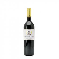 Vin Rouge - Côtes de Provence - Chateau les Crostes - Prestige - Rouge 2017
