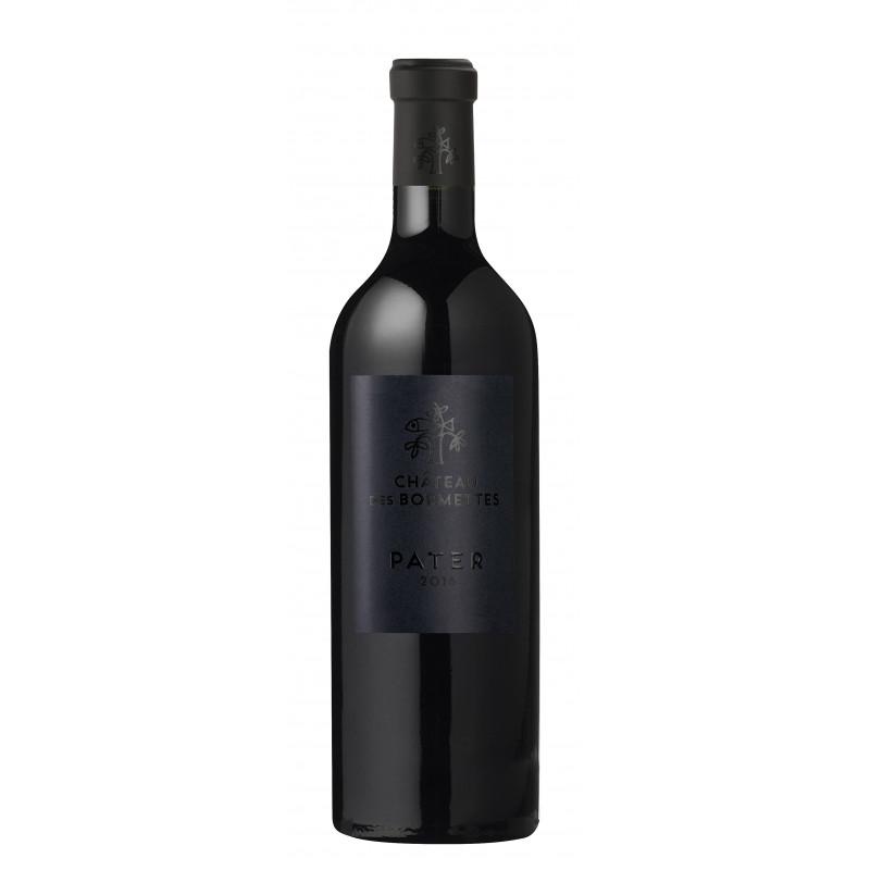 Vin Rouge - Côtes de Provence - Chateau des Bormettes - Pater - Rouge 2016