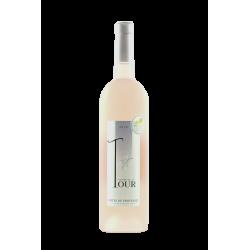 Vin Rosé - Côtes de Provence - Cellier des Archers - La tour - Rosé 2020