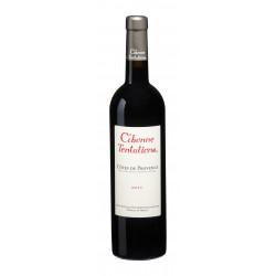 Vin Rouge - Côtes de Provence - Cibonne Selection - Tentation - Rouge 2017