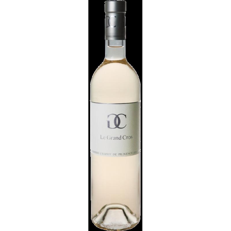 Vin Blanc - Côtes de Provence - Domaine du Grand Cros - Esprit de Provence - Blanc 2020