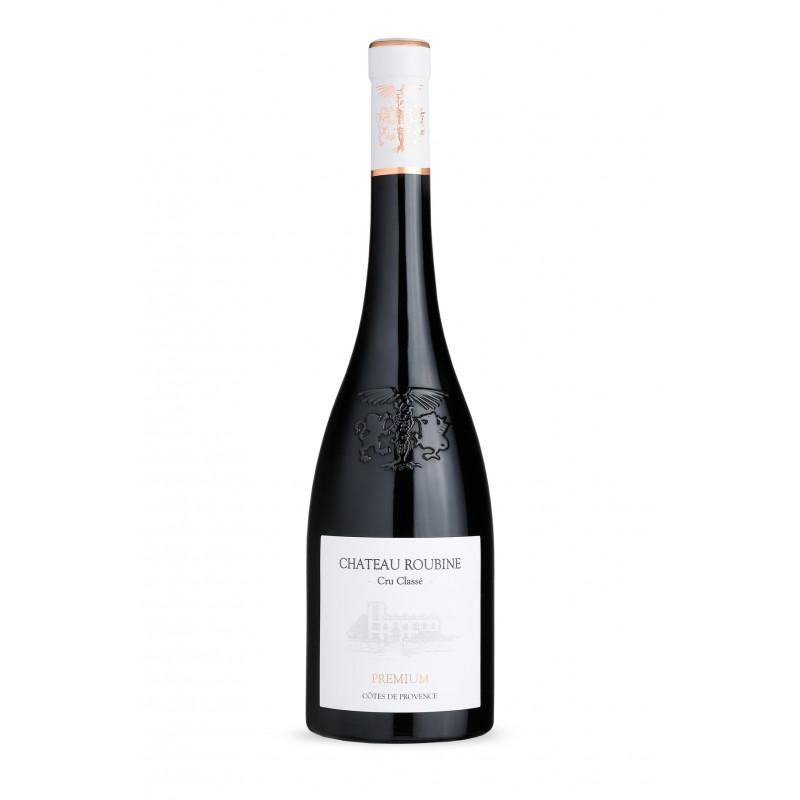 Vin Rouge - Côtes de Provence - Château Roubine - Premium - Rouge 2016