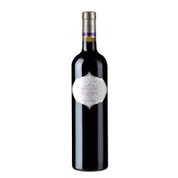 Vin Rouge - Côtes de Provence - Château de la Clapière - La violette - Rouge 2016