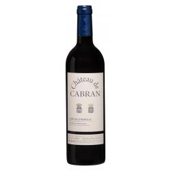 Vin Rouge - Côtes de Provence - Château de Cabran - Muraille - Rouge 2019