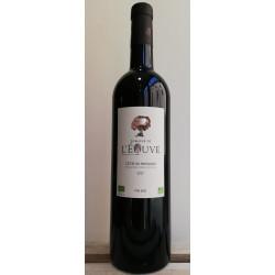 Vin Rouge - Côtes de Provence - Domaien de l'Eouve - Rouge 2019