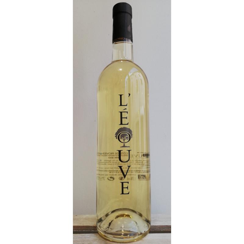 Vin Blanc - Côtes de Provence - Domaine de l'Eouve - Blanc 2020