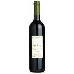 Vin Rouge - Côtes de Provence - Domaine du Clos d'Alari - Jean - Rouge 2015
