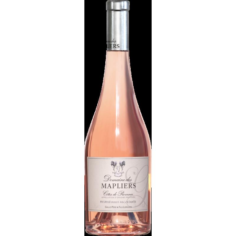 Vin Rosé - Côtes de Provence - Domaine des Mapliers - Abacus - Rosé 2020
