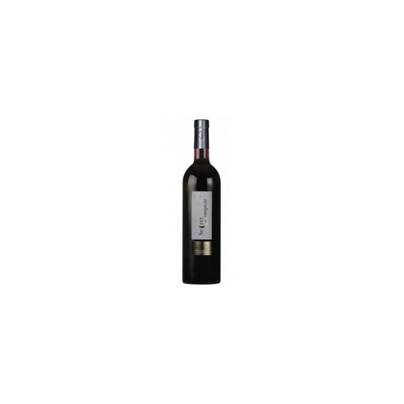 Vin Rouge - Côtes de Provence - Les Vignerons des vins de Flassans - Secret de comptoir - Rouge 2019