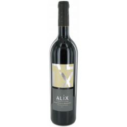 Vin Rouge - Côtes de Provence - Domaine de la Maurette - Alix - Rouge 2019