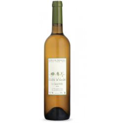 Vin Blanc - Côtes de Provence - Domaine du Clos d'Alari - Grand Rolle - Blanc 2018