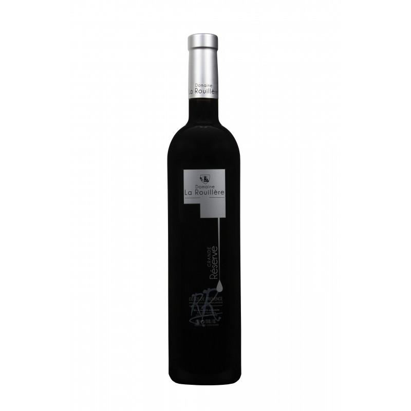 Vin Rouge - Côtes de Provence - Domaine de la Rouillère - Grande Réserve - Rouge 2016