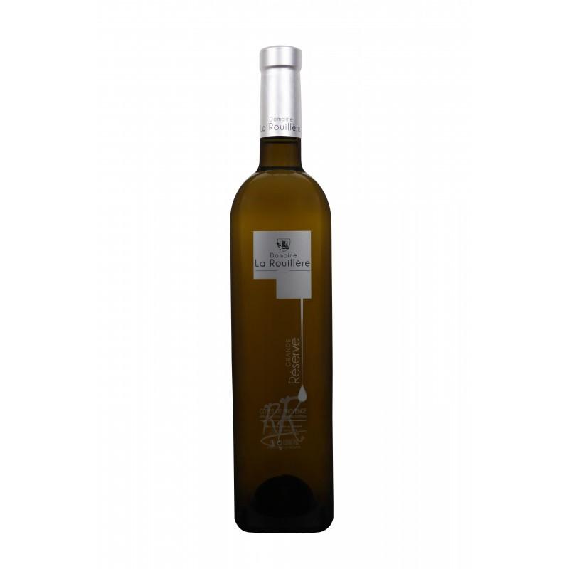 Vin Blanc - Côtes de Provence - Domaine de la Rouillère - Grande Réserve - Blanc 2018