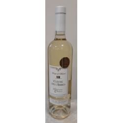 Vin Blanc - Côtes de Provence - La guilde des vignerons du Thoronet - Abbés - Blanc 2018