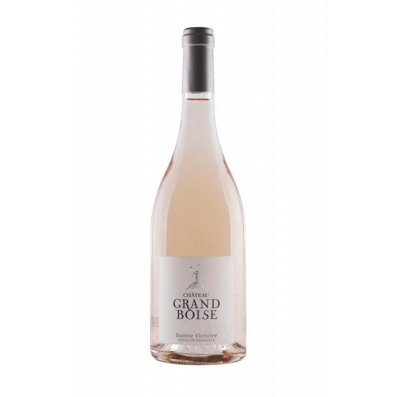 Vin Rosé - Côtes de Provence - Château Grand Boise - Château - Rosé 2020