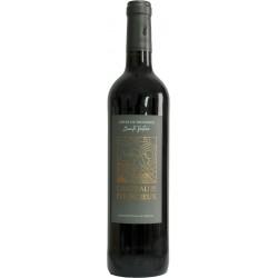 Vin Rouge - Côtes de Provence - Château de Pourcieux - Sainte Victoire - Rouge 2019