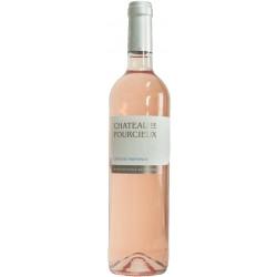 Vin Rosé - Côtes de Provence - Château de Pourcieux - Rosé 2020