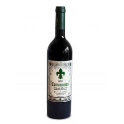 Vin Rouge - Côtes de Provence - Domaine de Communion - Rouge 2015